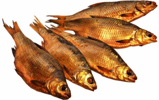 Продажа рыбы вяленой